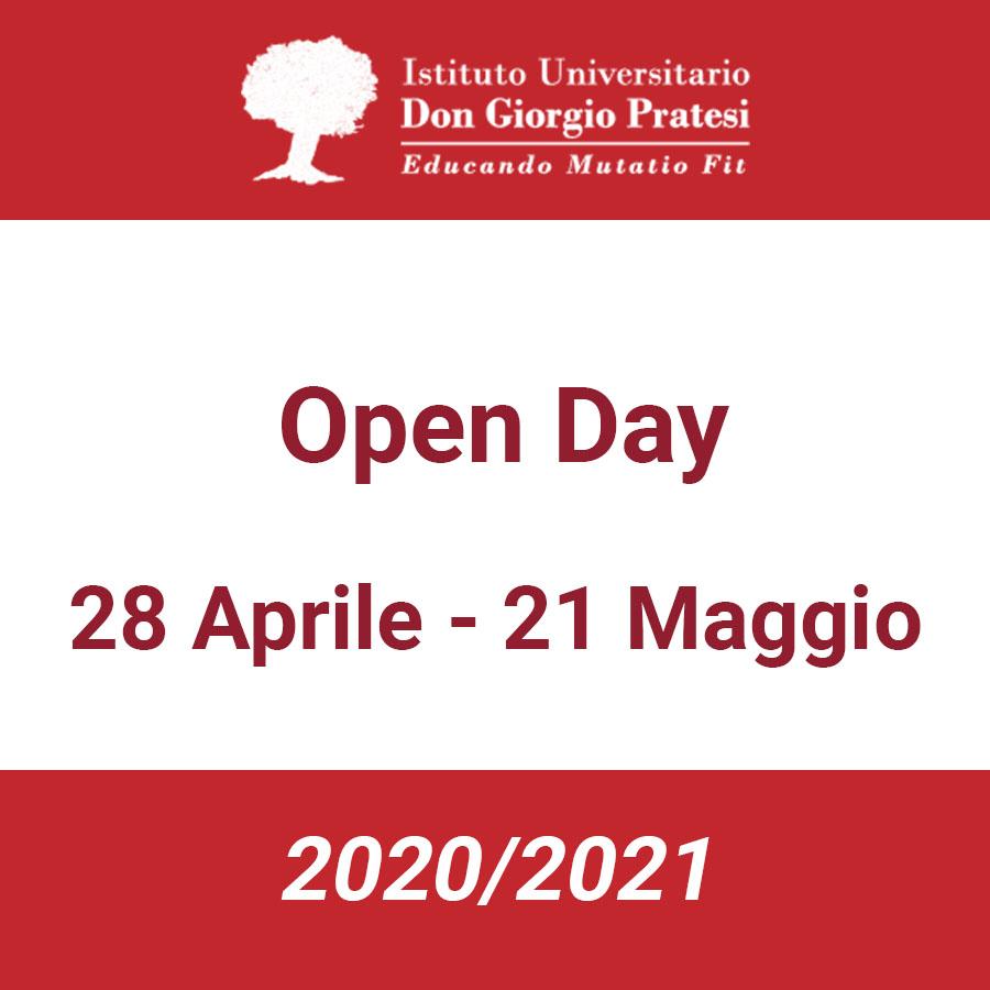 copertina open day 20-21